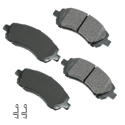 ProACT ACT722 Disc Brake Pad Set