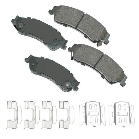 ProACT ACT729 Disc Brake Pad Set