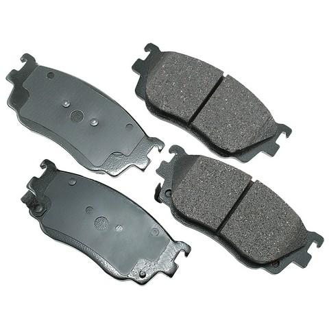 ProACT ACT755 Disc Brake Pad Set
