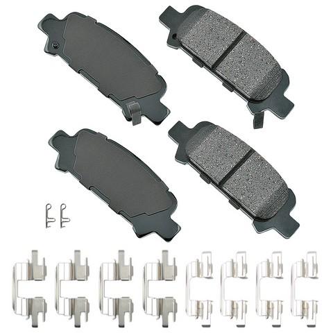 ProACT ACT770A Disc Brake Pad Set
