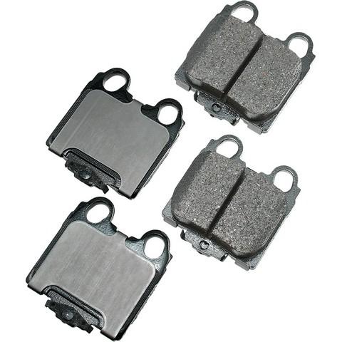 ProACT ACT771 Disc Brake Pad Set