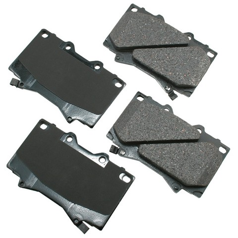 ProACT ACT772 Disc Brake Pad Set