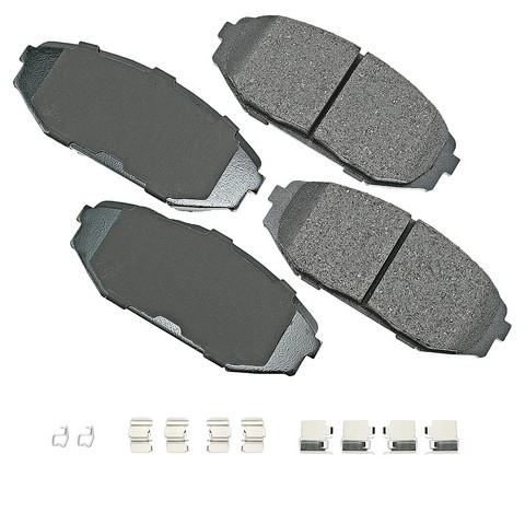 ProACT ACT793A Disc Brake Pad Set