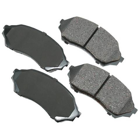 ProACT ACT798 Disc Brake Pad Set