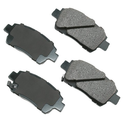 ProACT ACT822 Disc Brake Pad Set