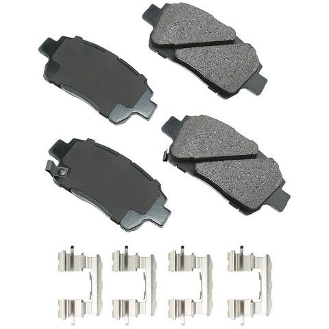 ProACT ACT822A Disc Brake Pad Set