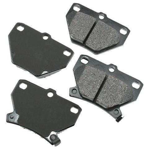 ProACT ACT823 Disc Brake Pad Set
