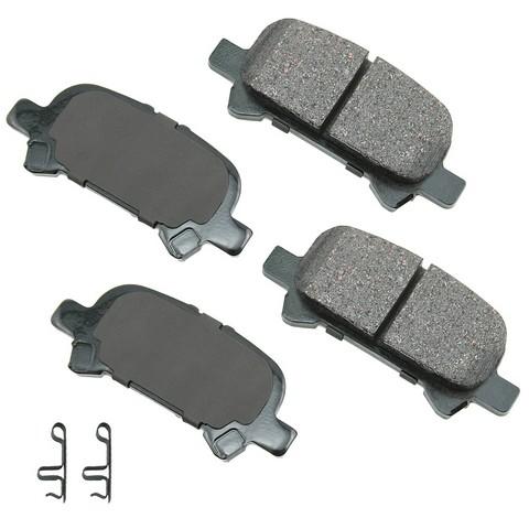 ProACT ACT828 Disc Brake Pad Set
