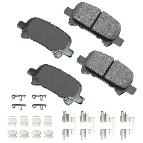 ProACT ACT828A Disc Brake Pad Set