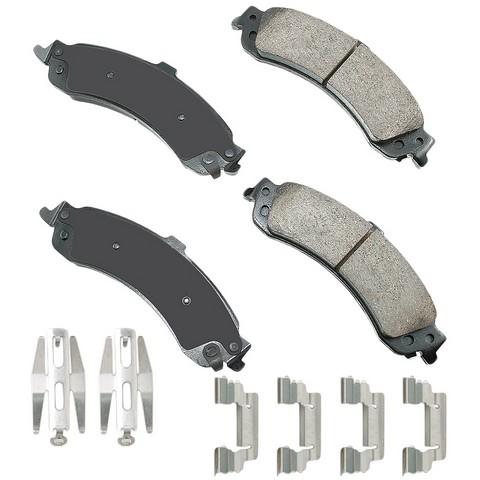 ProACT ACT834A Disc Brake Pad Set