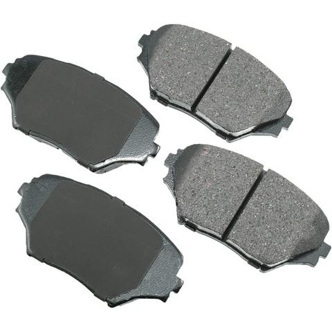 ProACT ACT862 Disc Brake Pad Set