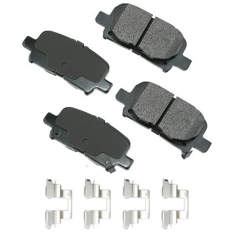 ProACT ACT865A Disc Brake Pad Set