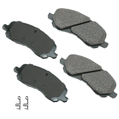 ProACT ACT866 Disc Brake Pad Set