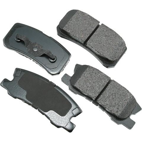 ProACT ACT868 Disc Brake Pad Set