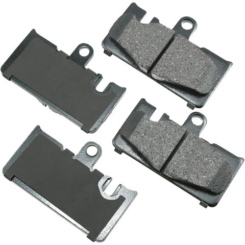 ProACT ACT871 Disc Brake Pad Set