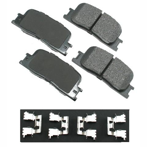 ProACT ACT885 Disc Brake Pad Set