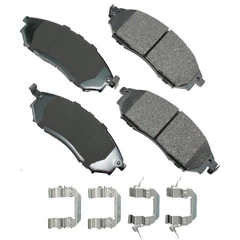 ProACT ACT888A Disc Brake Pad Set