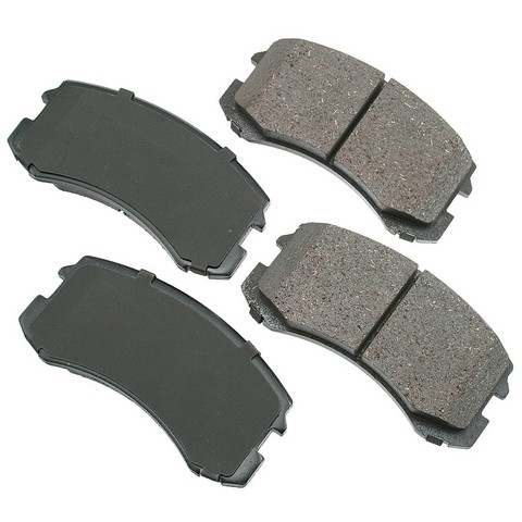 ProACT ACT904 Disc Brake Pad Set