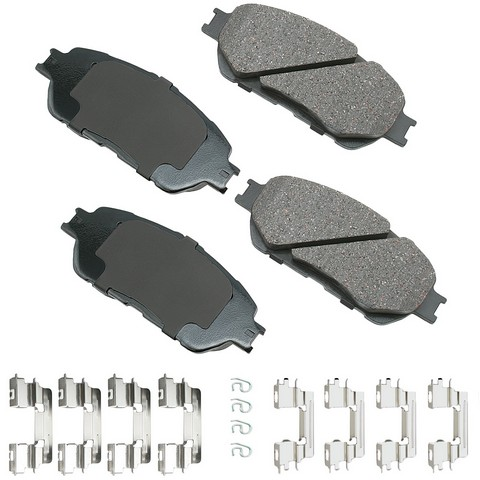 ProACT ACT906B Disc Brake Pad Set