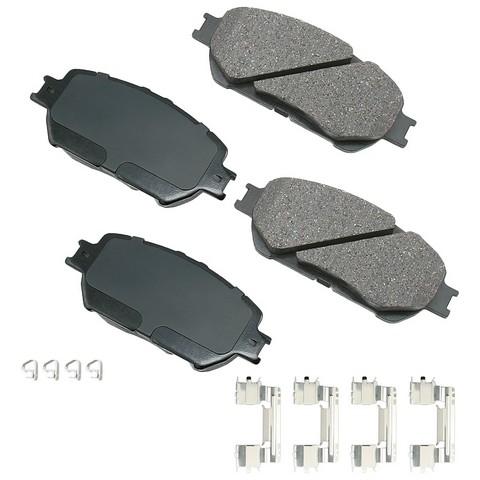 ProACT ACT908B Disc Brake Pad Set
