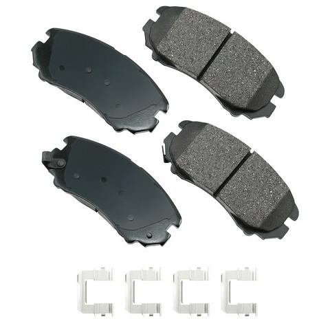 ProACT ACT924A Disc Brake Pad Set