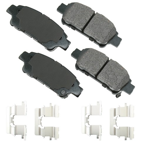 ProACT ACT995A Disc Brake Pad Set
