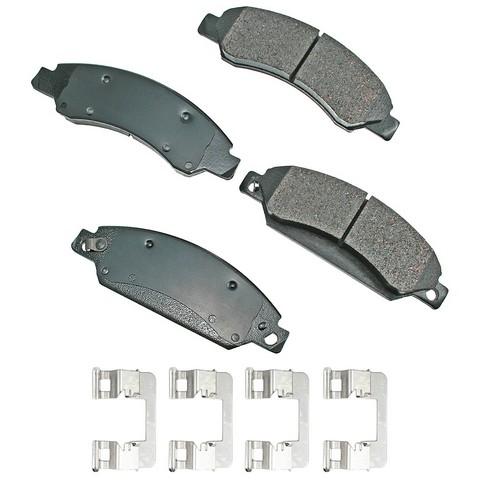 Akebono Performance ASP1092A Disc Brake Pad Set