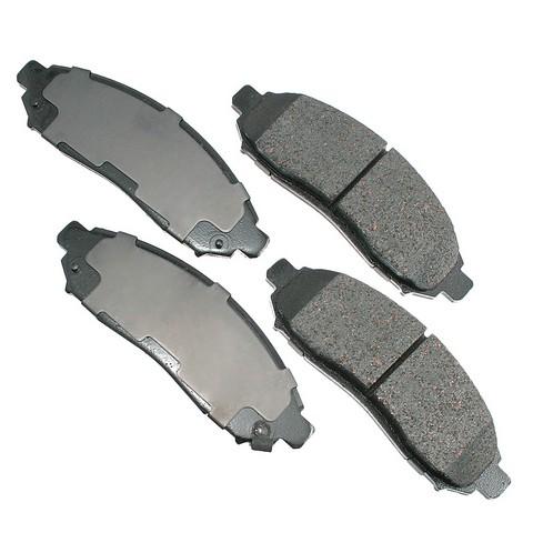 Akebono Performance ASP1094 Disc Brake Pad Set