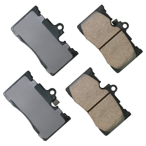 Akebono Performance ASP1118 Disc Brake Pad Set