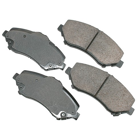 Akebono Performance ASP1273 Disc Brake Pad Set