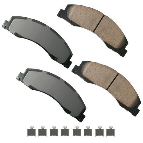 Akebono Performance ASP1328 Disc Brake Pad Set