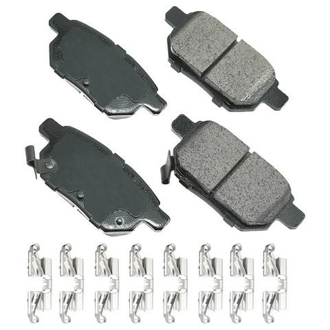Akebono Performance ASP1354A Disc Brake Pad Set