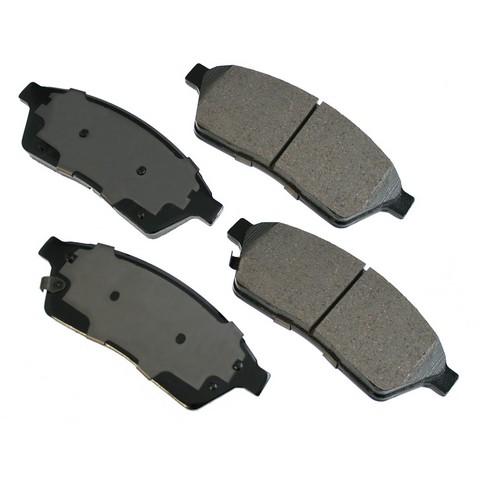 Akebono Performance ASP1422 Disc Brake Pad Set