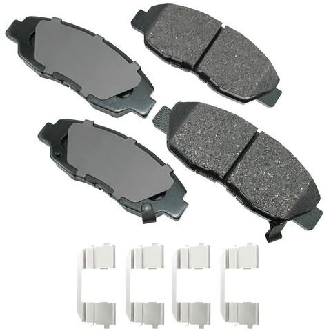 Akebono Performance ASP465C Disc Brake Pad Set
