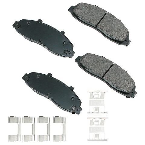 Akebono Performance ASP679A Disc Brake Pad Set