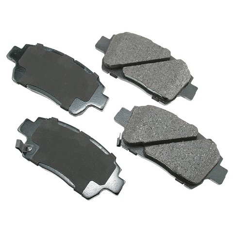 Akebono Performance ASP822 Disc Brake Pad Set