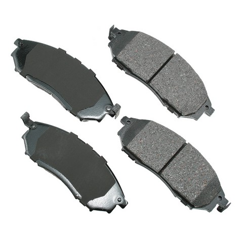 Akebono Performance ASP888 Disc Brake Pad Set