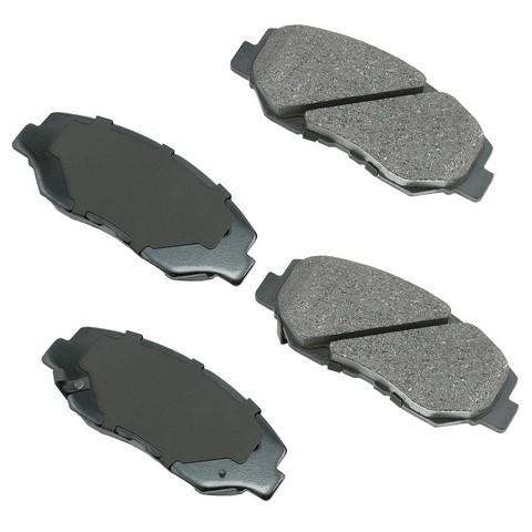 Akebono Performance ASP914 Disc Brake Pad Set