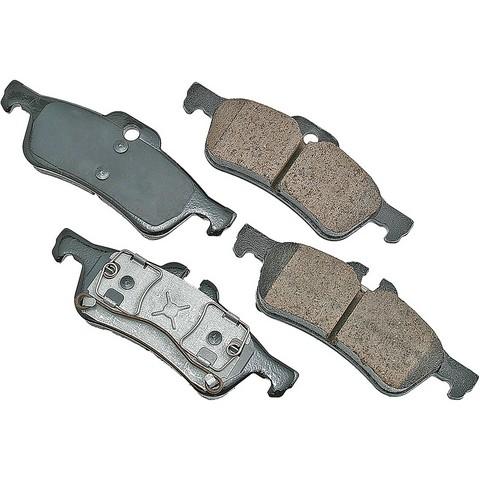 EURO EUR1060 Disc Brake Pad Set
