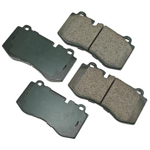 EURO EUR1223 Disc Brake Pad Set