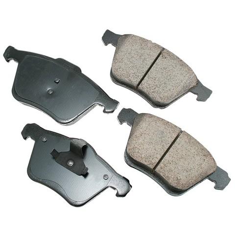 EURO EUR1305 Disc Brake Pad Set