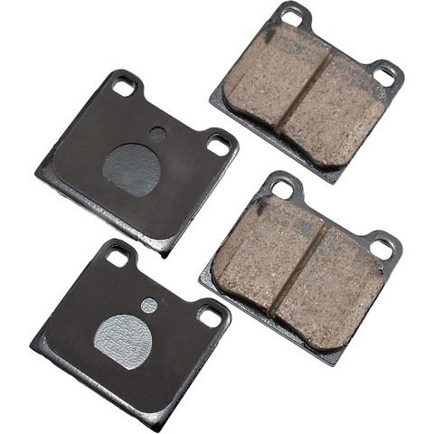 EURO EUR31 Disc Brake Pad Set
