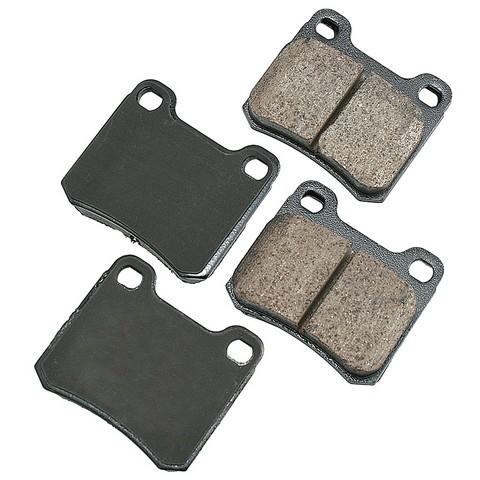 EURO EUR335 Disc Brake Pad Set