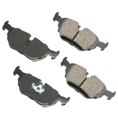 EURO EUR396A Disc Brake Pad Set
