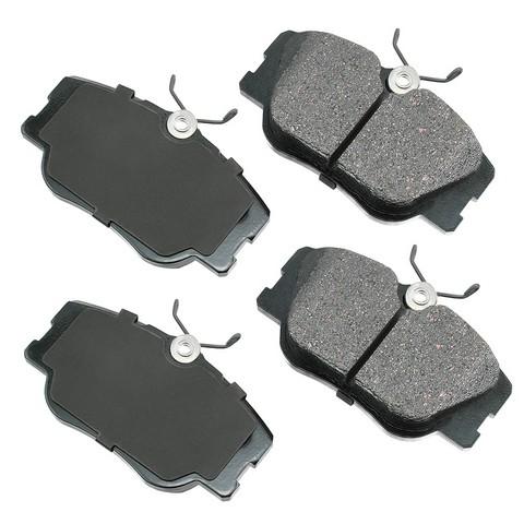 EURO EUR423 Disc Brake Pad Set