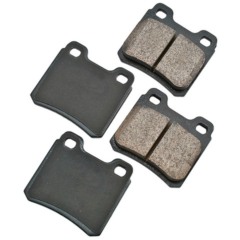 EURO EUR427 Disc Brake Pad Set