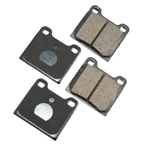 EURO EUR541 Disc Brake Pad Set