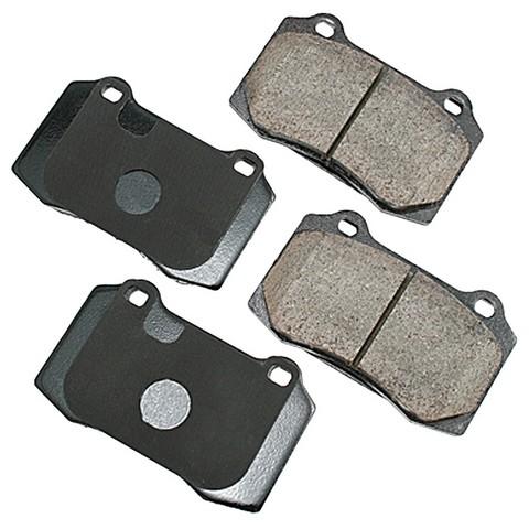 EURO EUR592 Disc Brake Pad Set
