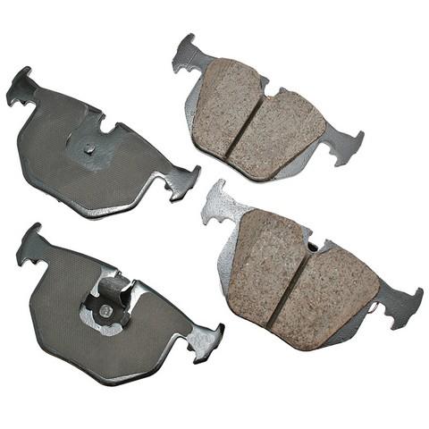 EURO EUR683 Disc Brake Pad Set