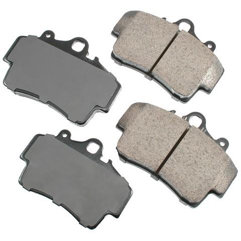 EURO EUR737 Disc Brake Pad Set